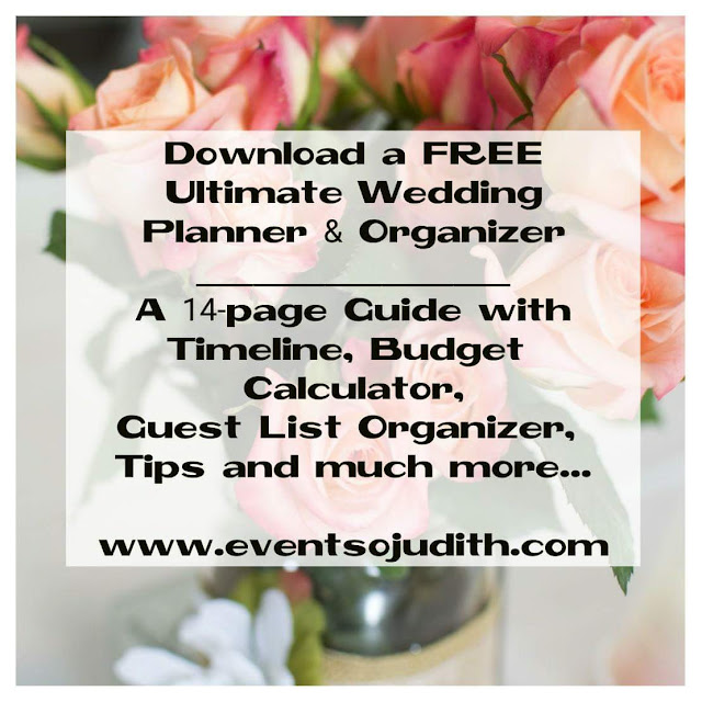 Wedding organizer, free wedding planner,