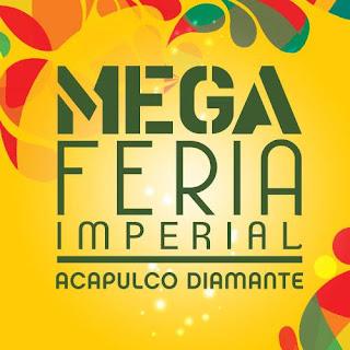 mega feria imperial acapulco 2016