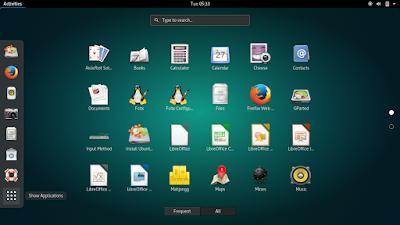 Esperando la liberación de GNOME 3.26 estable