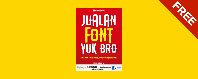 Download Ebook Jualan Font Yuk Bro (Part 1) by Shirongampus GRATIS!