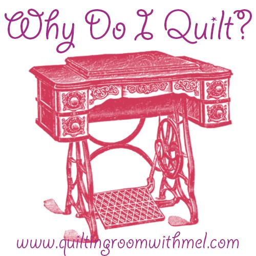 why do i quilt