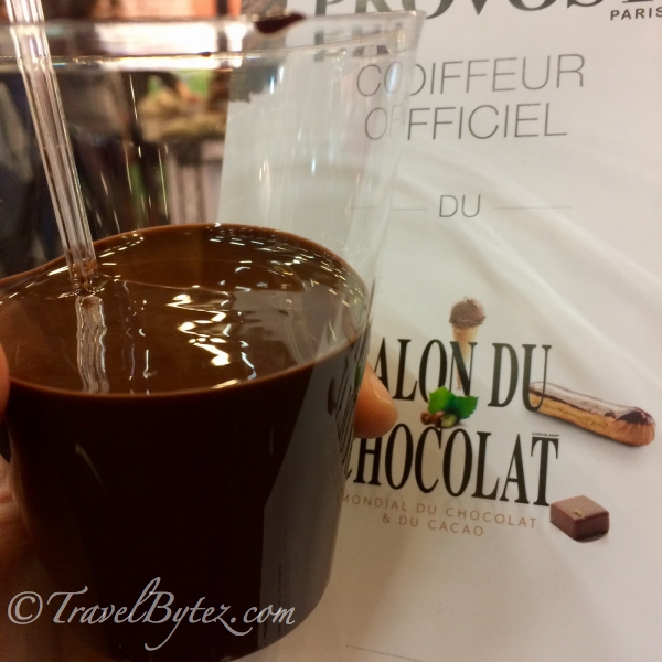 The Chocolate Exhibition in Paris (2016)