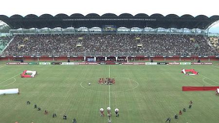 stasiun tv yang menyiarkan Piala Presiden 2017