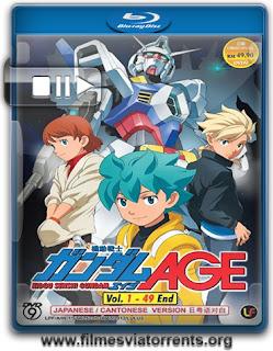 Mobile Suit Gundam AGE Torrent - BluRay Rip