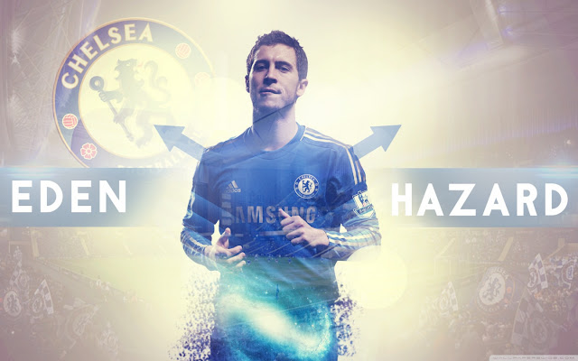 2017 Eden Hazard HD Wallpapers