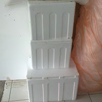 Jual Styrofoam box di Medan.