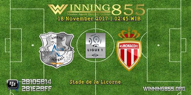 Prediksi Akurat Amiens vs Monaco