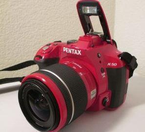 Review Lengkap Spesifikasi dan Harga Kamera Pentax K-50