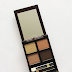 MAKEUP | TOM FORD GOLDEN MINK EYESHADOW QUAD REVIEW