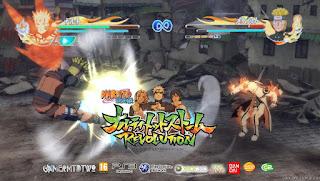 Naruto Shippuden Ultimate Ninja Storm Revolution (XBOX360)