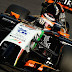 Nico Hulkenberg renova com a Force India