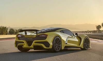 Mobil Tercepat di Dunia Saat Ini
