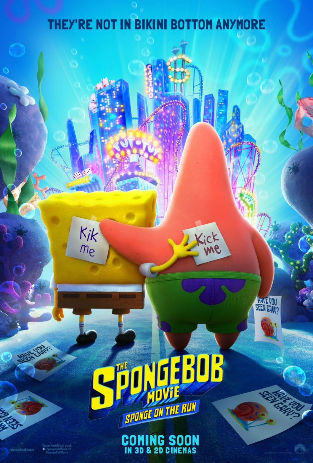 Nick Com Spongebob Movie : spongebob, movie, NickALive!:, SpongeBob, Movie:, Sponge, Official, Trailer, Paramount, Pictures