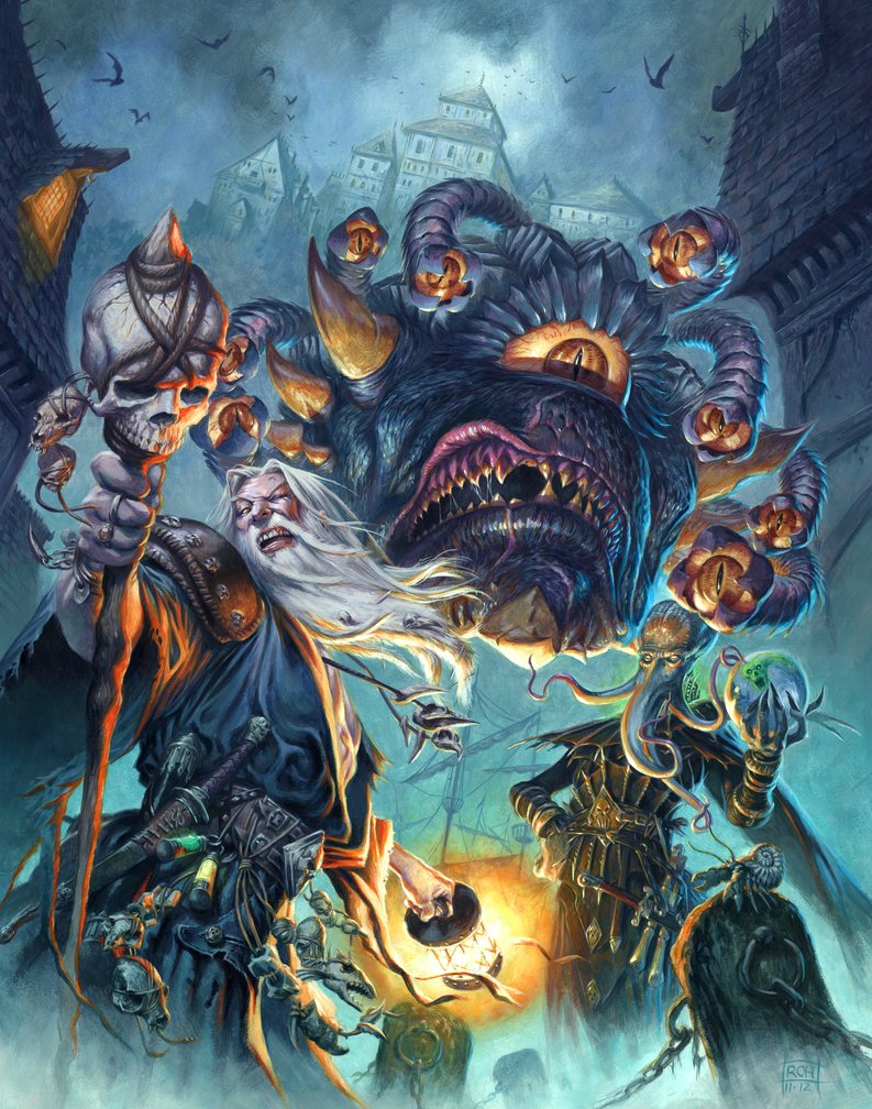 The Wertzone: DUNGEONS AND DRAGONS movie switches studios