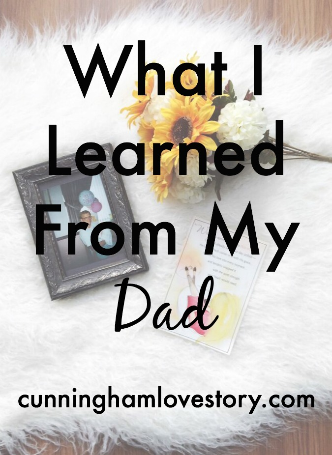 What_I_Learned_From_My_Dad