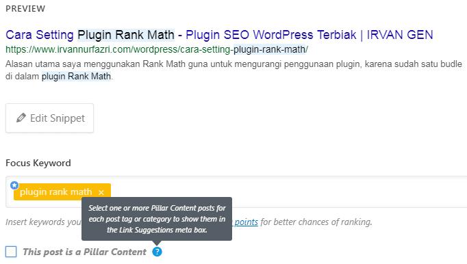 bantuan kontekstual - rank math
