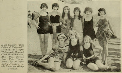 Dorothy Dorr Mack Sennett Bathing Beauties