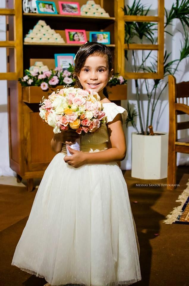 decoração - daminha - bouquet
