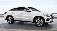 Mercedes GLE 400 4MATIC Coupe 2016