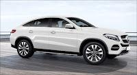 Bảng thông số kỹ thuật Mercedes GLE 400 4MATIC Coupe 2018