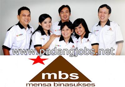 Lowongan Kerja Padang: PT. Mensa Binasukses Mei 2018