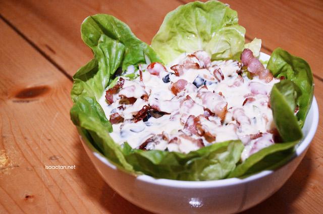 Skippys' Salad (RM 19.50)