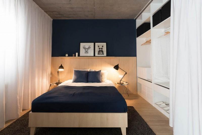 Khám phá phong cách thiết kế căn hộ 52m2 cực chất - H6
