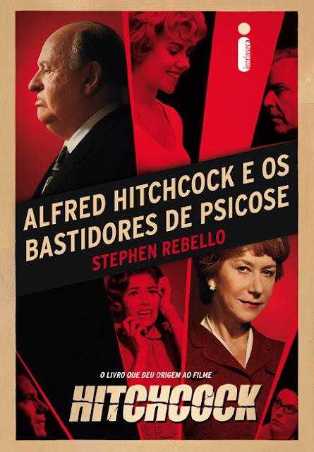 News: Capa de Alfred Hitchcock e os bastidores de Psicose 6