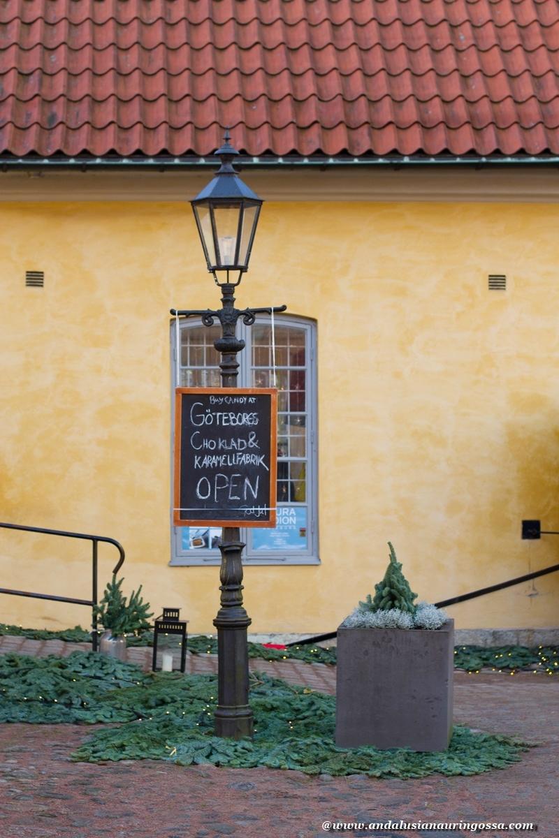 Andalusian auringossa_Göteborg_Kronhuset