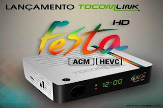 Resultado de imagem para TOCOMLINK FESTA HD