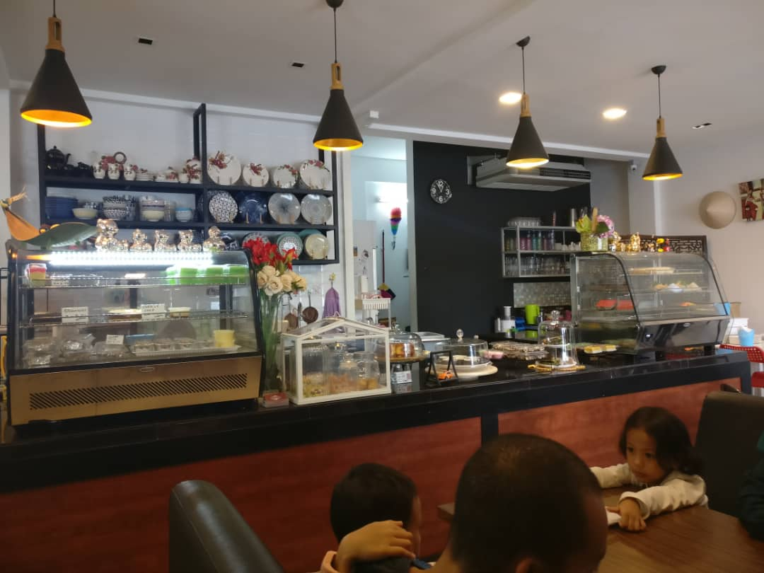 Special Lunch di 1Cafe at Kemensah Grocer, Ampang, KL
