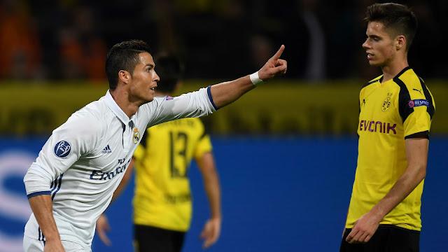 Hasil Borussia Dortmund vs Real Madrid Liga Champions 2016