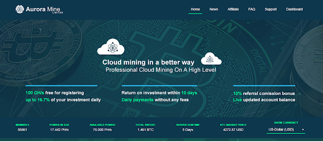 cloud mining software