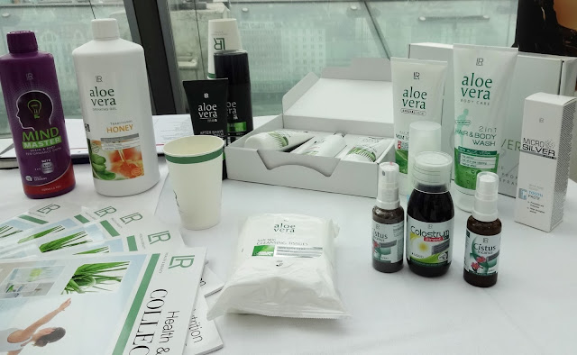 beautypress Info-Tag 25.02.2016 in Wien LR Health and Beauty