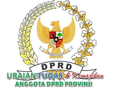 Hak Dan Kewajiabn Anggota DPRD Provinsi