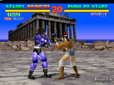 Tekken 1 Full Version