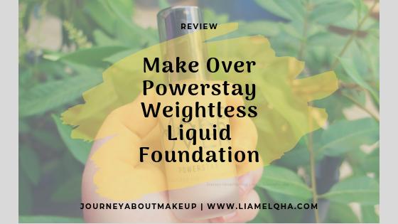 Make Over Powerstay Weightless Liquid Foundation