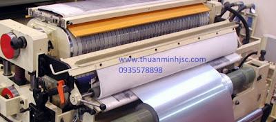 Nỉ dạng băng tải endless belt for slitting machine