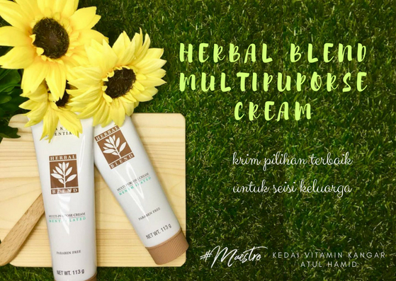 Herbal Blend® Multi-Purpose Cream