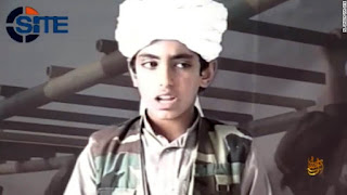 Osama Bin Laden's son Hamza