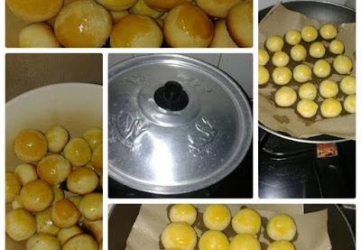 Cara Membuat Resep Nastar Teflon No Oven dan Mixer