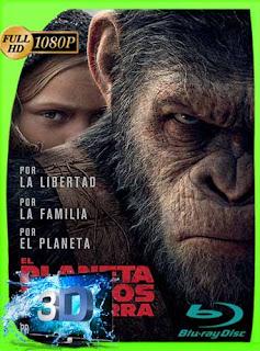 El Planeta De Los Simios: La Guerra (2017) Latino 3D SBS  [GoogleDrive] SilvestreHD