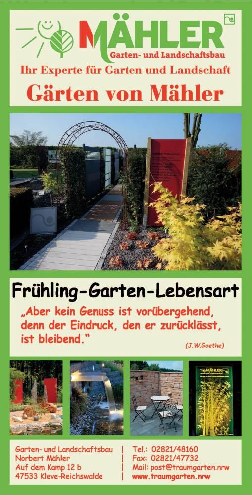 garten- und landschaftsbau mähler, Garten und erstellen