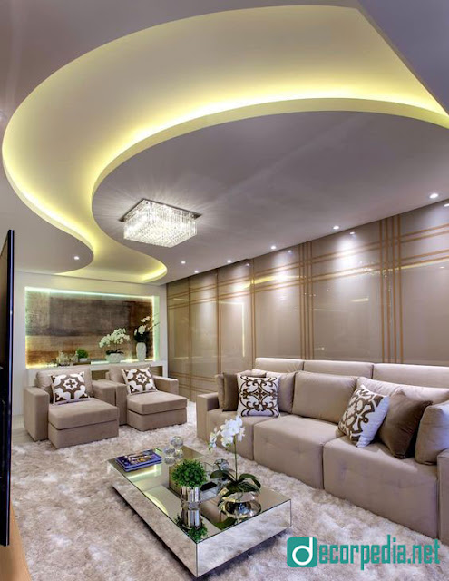 latest false ceiling design, modern false ceiling ideas for living room with led lights