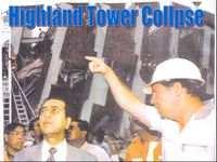 Highland Tower Collapse Tragedy on 1993