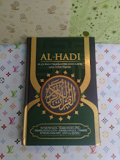 Al-Quran Rumi, Al-Quran Transliterasi Rumi, Malaysia, Singapore, Brunei Darussalam