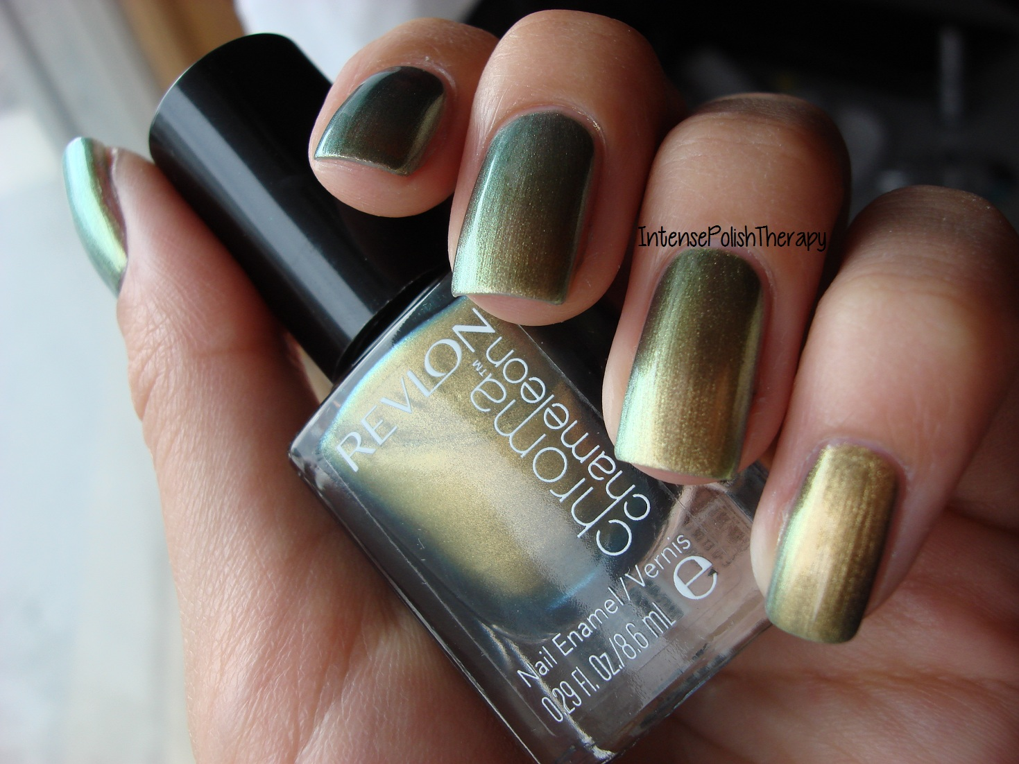 Intense Polish Therapy Revlon Chroma Chameleon Collection Swatches Amp Review