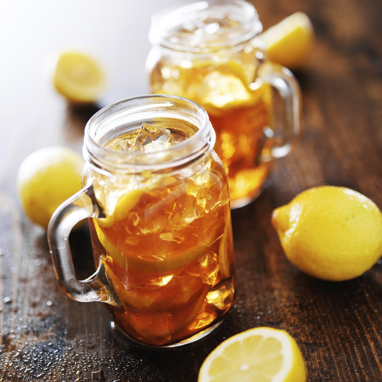 Southern Sweet Tea - The Country Cook