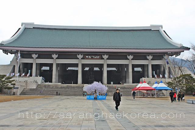 Walking Down Memory Lane of Korea's History at The Independence Hall of Korea (독립기념관)in Cheonan