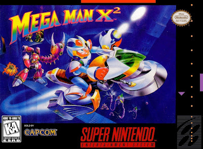 Mega Man X 2 - SNES [Em Português - Download]